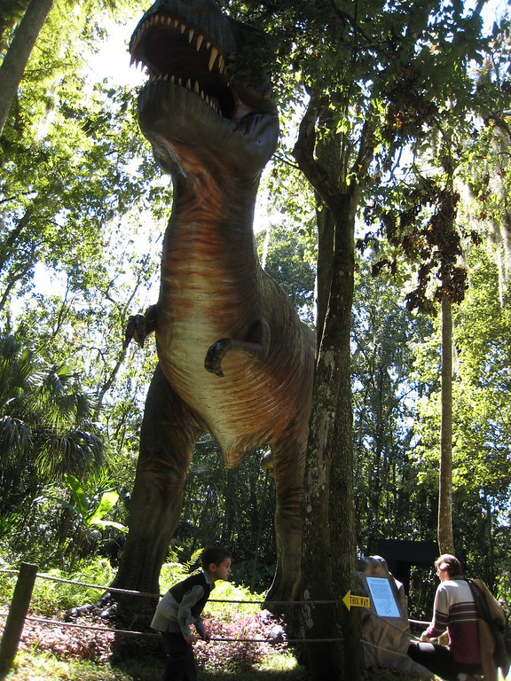 dinosaur world review